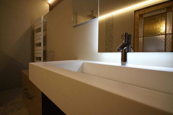 Mitigeur de lavabo pour petite salle de bain design