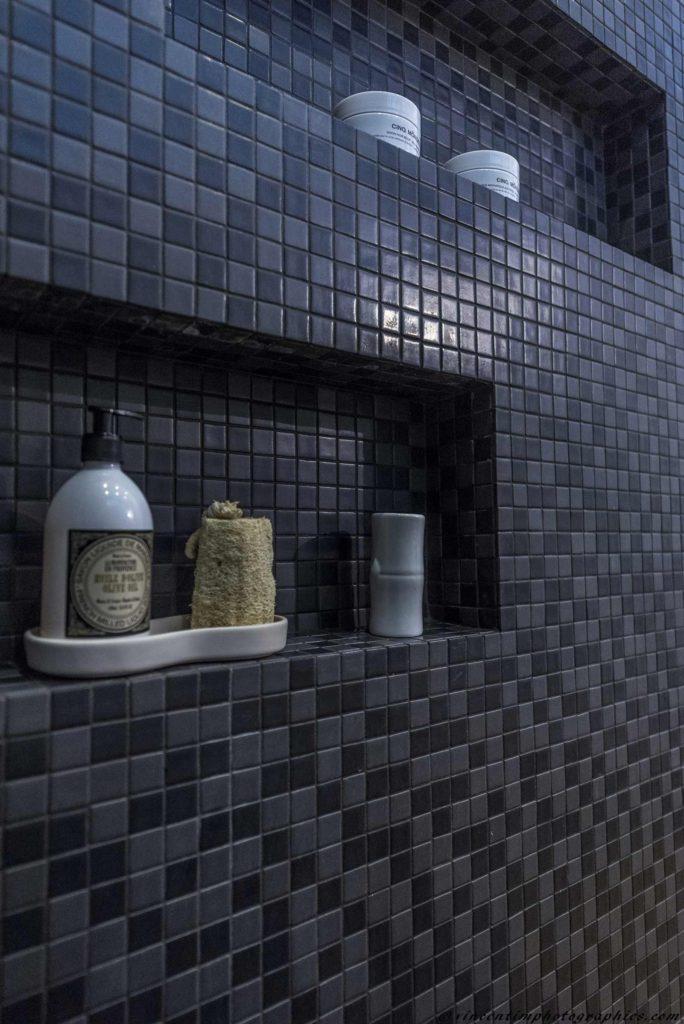 rangement petit espace salle de bain